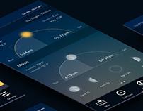 LightTrack // app  redesign