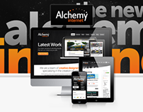 Alchemy Internet - Web Design & Development Agency