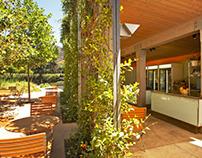 Norton Simon Garden Cafe, Pasadena, CA