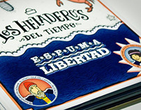 Los Heladeros Del Tiempo - Espuma Libertad