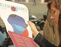 """""""Elementares"""" Folder/Poster"""