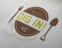 Dig In! KC Identity