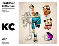KC Illustration Collection 2017