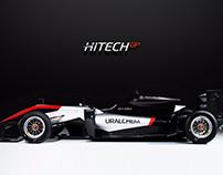2017 Hitech GP // F3 Euro Series