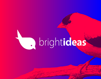 Bright Ideas / Brand identity