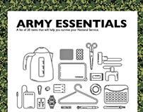 Army Essentials