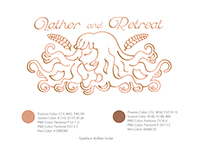 Project-3A Lather and Retreat Hair Salon Logo