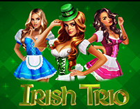 Gaelic Luck - slot game by Playtech