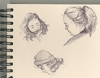Fall '15 Sketchbooks Pt 1