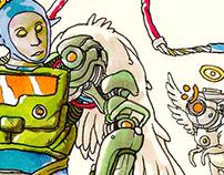 Robo-Angels