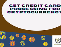 Get Credit Card Processing for cryptocurrency