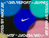 Nike Live Report