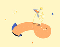 Let's celebrate! | Animation Progress