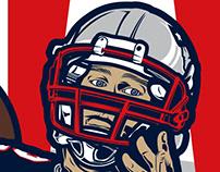 Tom Brady Illustration (2019)
