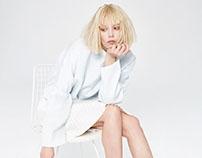 'White on White' for ALL Magazine