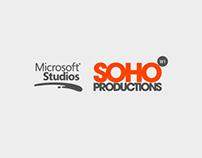 Microsoft Studio Identity Redesign