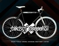 Blik X Csepel Bikes