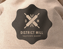 District Mill Bakery