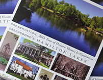 Preservation Greensboro's 2015 Tour Book