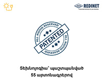 SMM Campaign - Solar Solutions by Redinet CJSC
