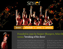 Seher:  Performing and Visual Arts