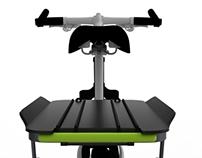 Adaptive Bicycle Rack