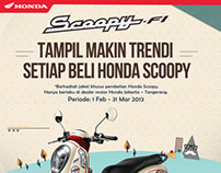 Print AD SCOOPY