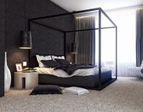 +The Black Pearl Bedroom+