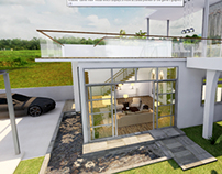 Real Time Architecture Summer House