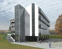 Art center, Alytus, Lithuania/Under construction