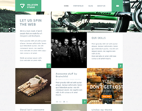 Valleson WP theme