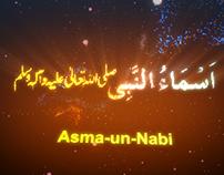 Asma un Nabi