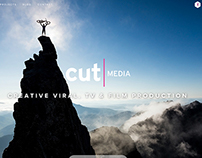 Cut Media Website