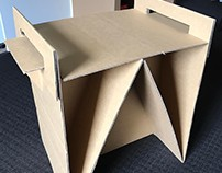 Eco Cardboard Furniture