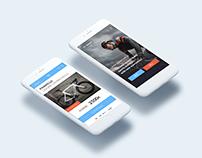 TUVALUM - UI & UX Web Design