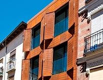 SVF Housing Building Madrid