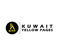 Kuwait Yellow Pages Logo Design