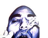 Je fume...