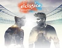 Elclasico - double exposure
