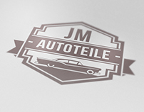 Basic branding for JM Autoteile UG