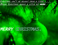 Merry Christmas_Instagram Poster