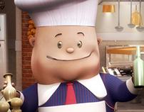 Chef Bitoke