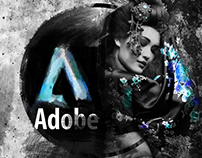 Adobe Splash Screen Remix