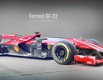 Ferrari SF-22 Concept