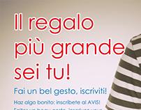 Campagna pubblicitaria Avis