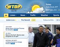 WTOP Website