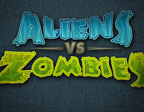 Alien Vs Zombies