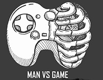 man vs game