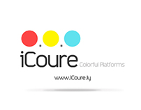 iCoure Packaging and Re Branding.