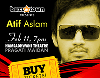 Atif Aslam: Live in Concert